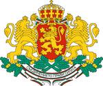 Герб страны Болгария