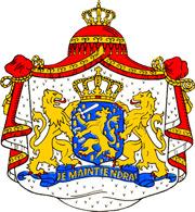 Герб страны Голландия