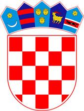 Герб страны Хорватия