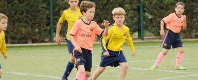 IМеждународный детский турнир по футболу «Турецкие каникулы» 2018