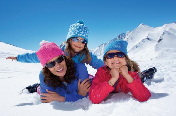 Рождество в Австрии. Семейный горнолыжный тур для родителей с детьми 2019