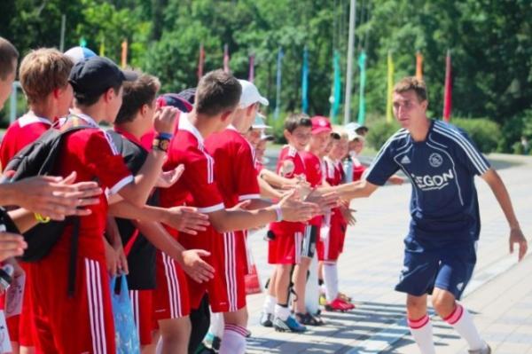 Детский спортивный лагерь в Карпатах 2018