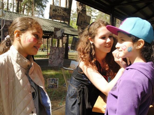 сценарии знакомство детский лагерь