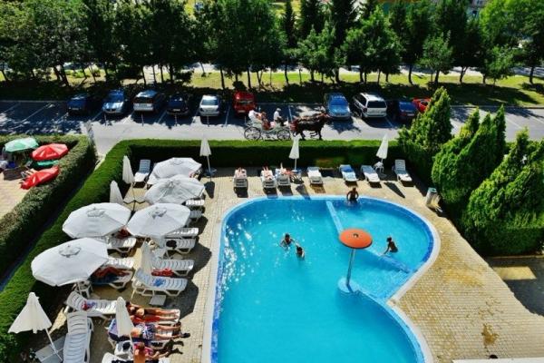 Международный детский и молодежный лагерь Актинии в Болгарии лето 2017