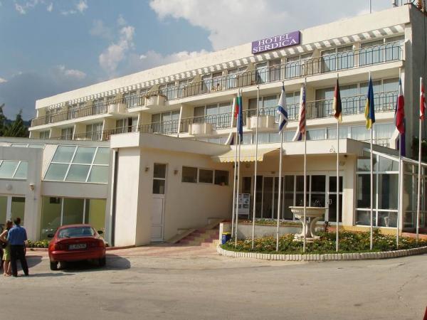 Международный Детский Молодежный Центр SERDIKA 3* + Болгария