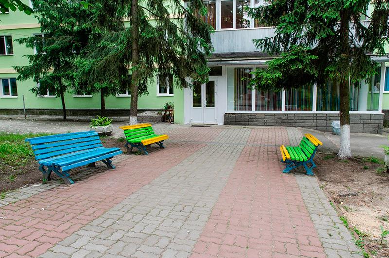 Детский творческий лагерь «ФРЕШ» под Киевом