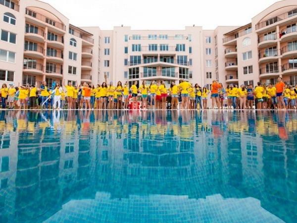 """Международный детский молодежный центр  """"STAR CLUB"""" в Боларии 2018"""