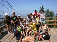 Детский Лагерь Фристайл в Карпатах 2018
