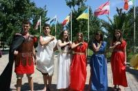 Международный Детско - юношеский  лагерь OLIMPIUS  в Греции , Лето 2018
