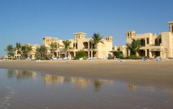 Рас-Эль-Хайма - Восточная сказка ОАЭ