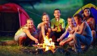 Детский лагерь Карпатский Перезвон в Карпатах 2017