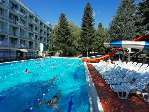 Спортивные сборы в Болгарии - 2017