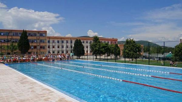 Международный детский молодежный спортивный центр SPORT CAMP OBZOR в Болгарии